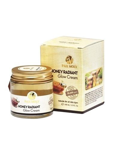 PaxMoly Honey Radiant Glow - Bal Özlü Besleyici Yüz Kremi Renksiz